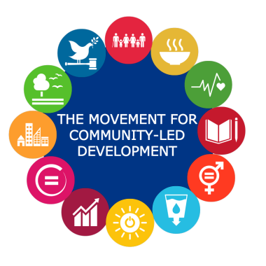 Image result for community-led